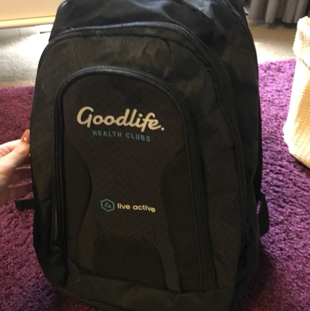 Goodlife Backpack