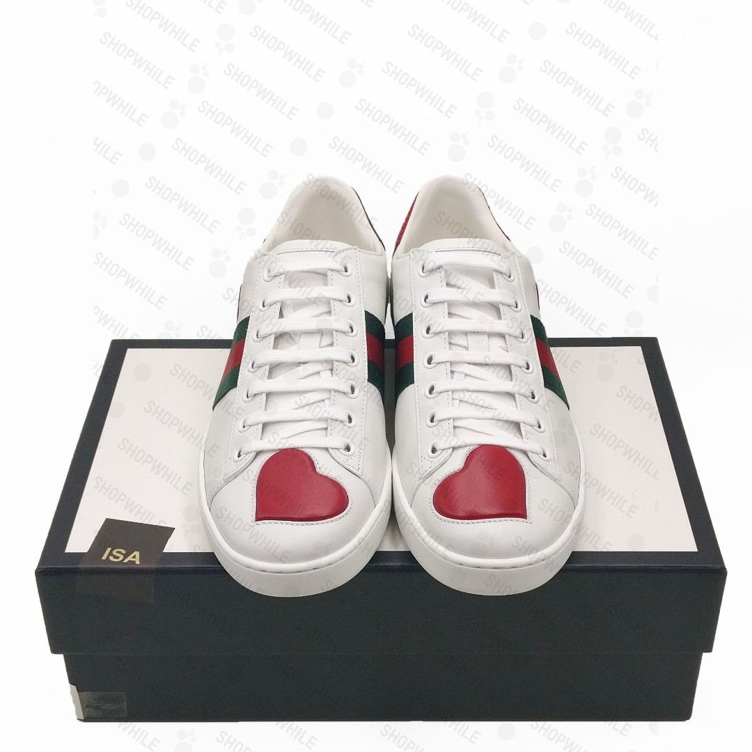 70ff80630 Gucci Ace embroidered sneaker White Leather (435638-A38MO-9074 ...