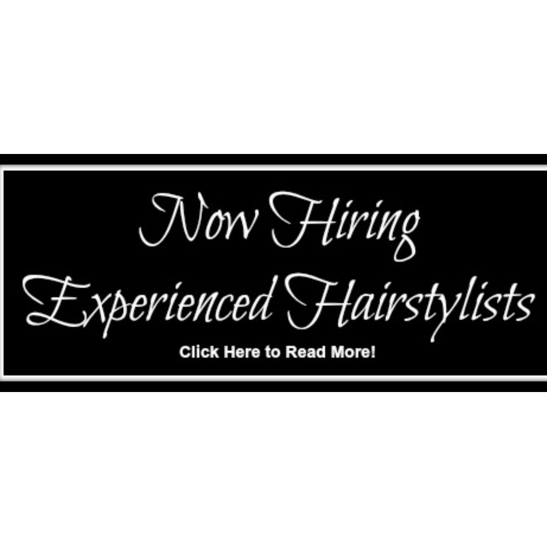 Hair Stylist Hairdresser Barber Wanted Needed
