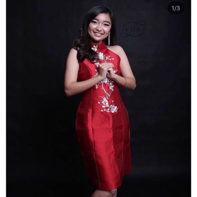 Helly Cheongsam Dress