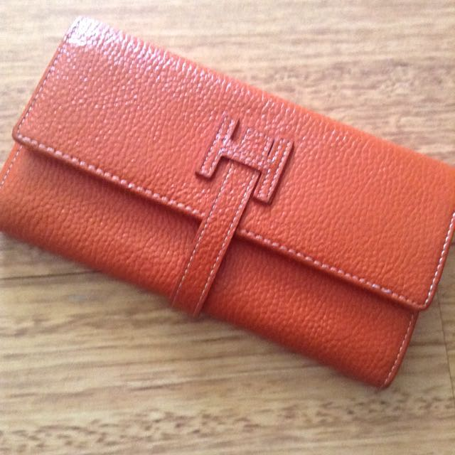 Hermes Wallet HQ Replica