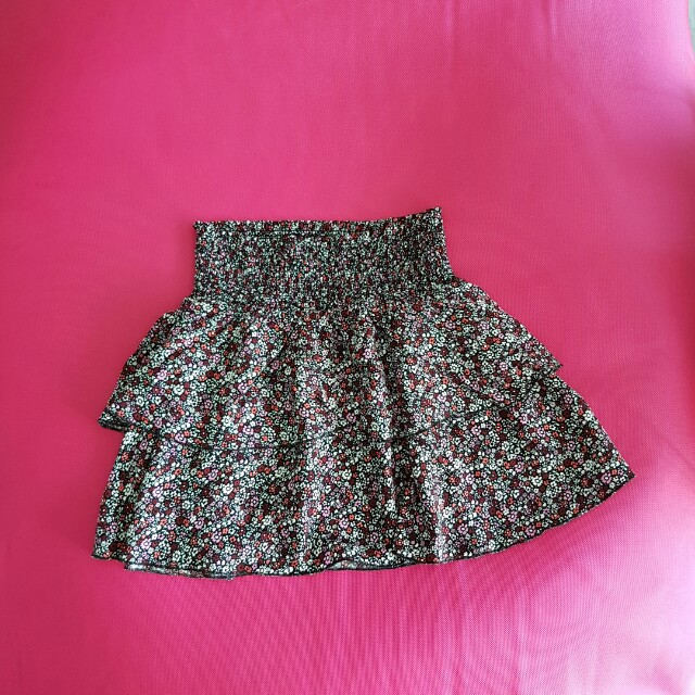 Something H m floral skirt are mistaken