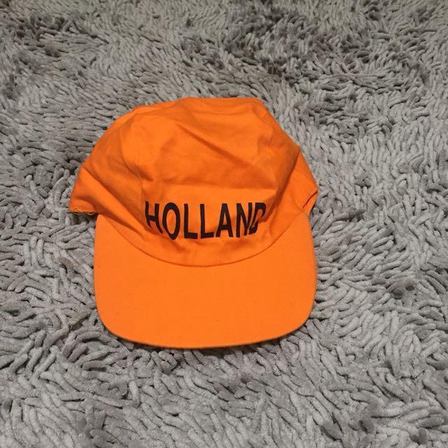 Holland Souvenir Cap