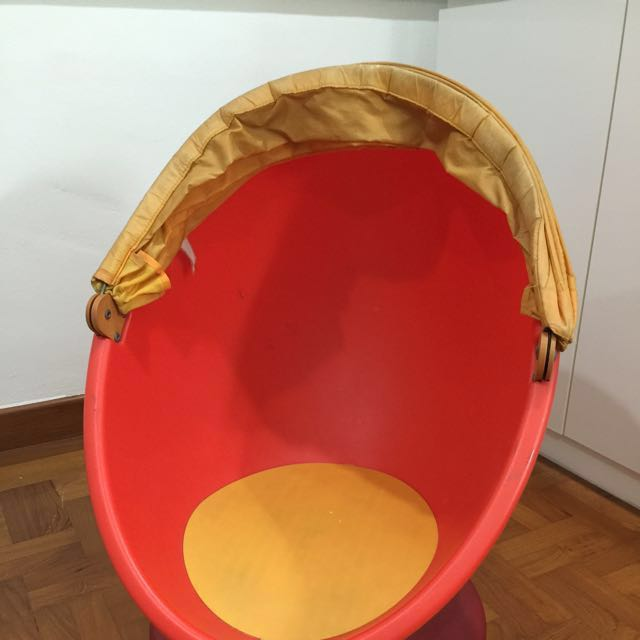 Ikea Egg Shaped Swivel Chair Price Reduced Further Furniture