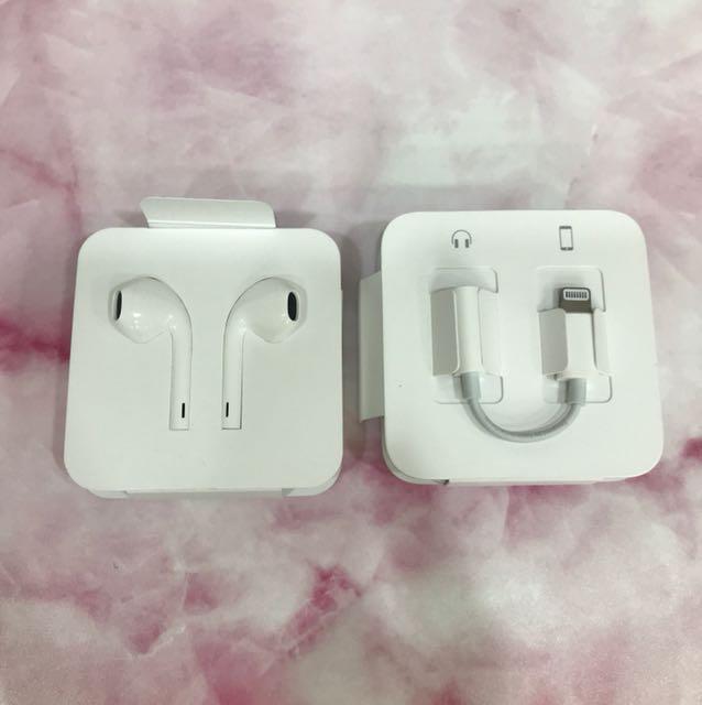 Iphone7 原廠耳機