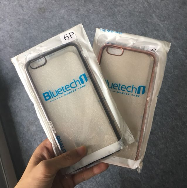 IPHONE 6s plus jelly casing