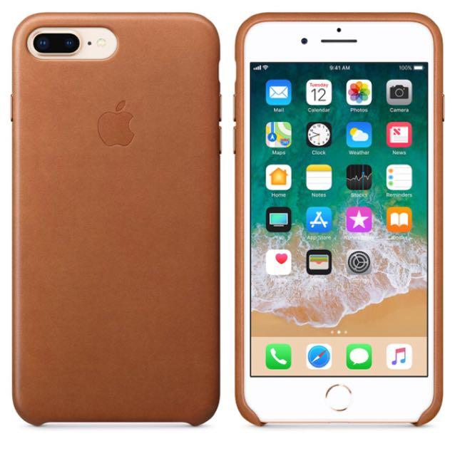 Iphone 7 Plus Leather case original