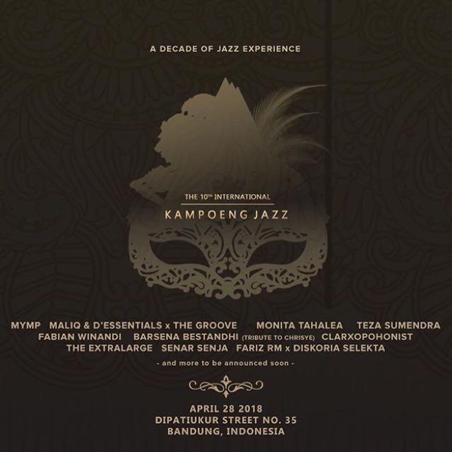 Kampoeng Jazz X