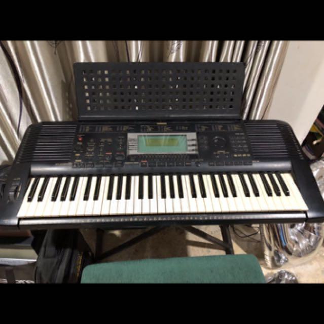 Keyboard Yamaha PSR 630