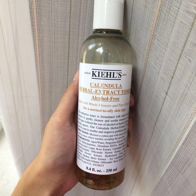 KIEHL'S - Calendula Herbal Extract Toner