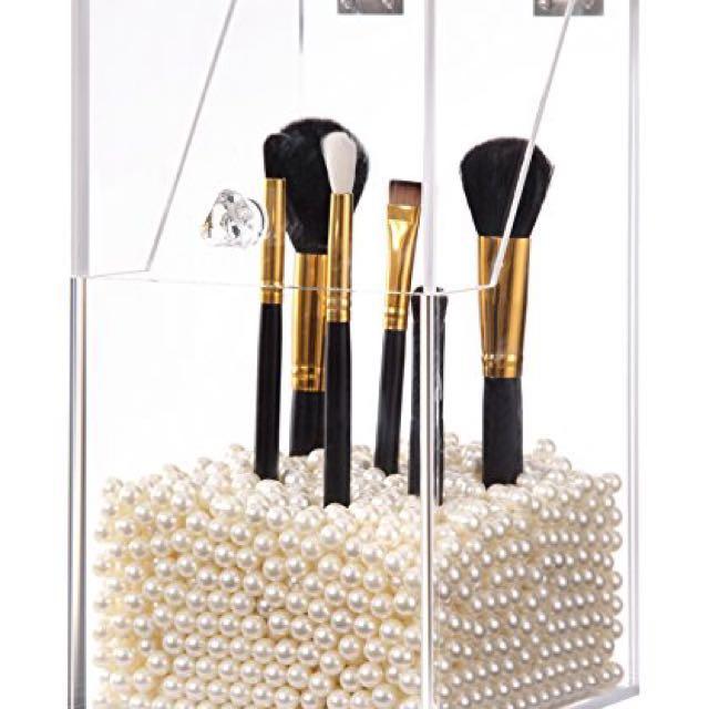 Large Acrylic organiser for brushes