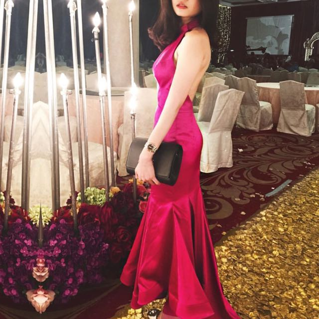 LBS Couture Dress ( ini custom & bahannya bagus bgt )