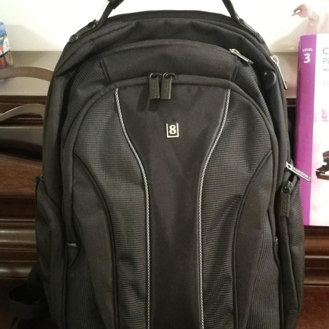 Level 8 Atlas Backpack Brand New