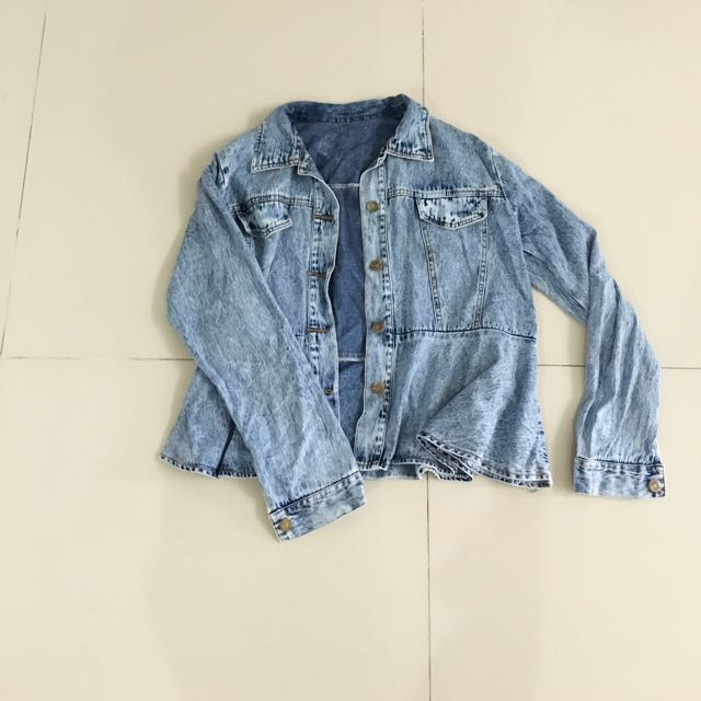 Light Jeans Jacket