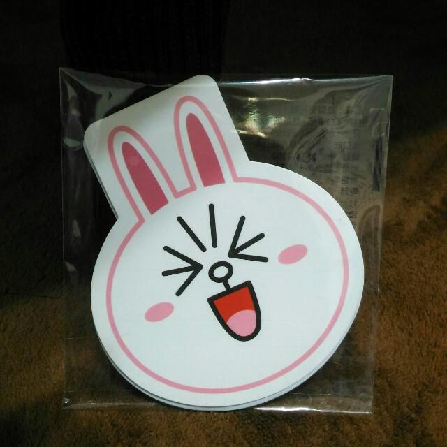 LINE※兔兔 便條紙