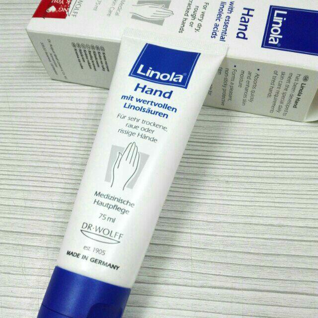 Linola Hand Cream