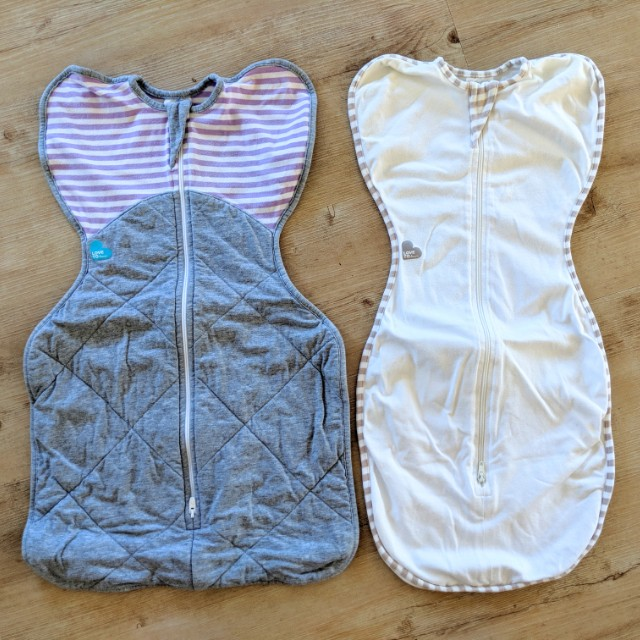 Live to Dream Swaddles (Organic & Winter) Size Small