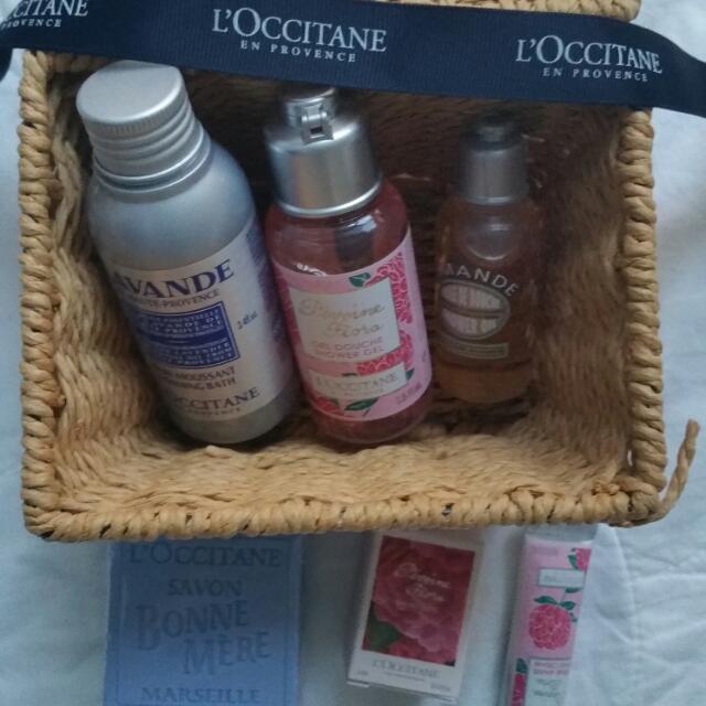 Loccitane Gift Box New