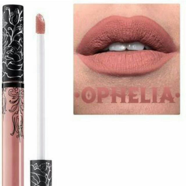 Looking For : Kat Von D Ophelia