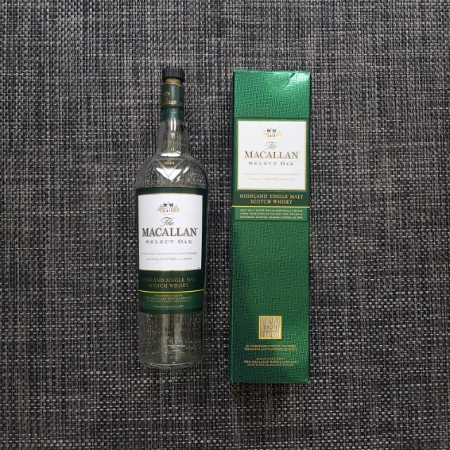 Macallan Bottle