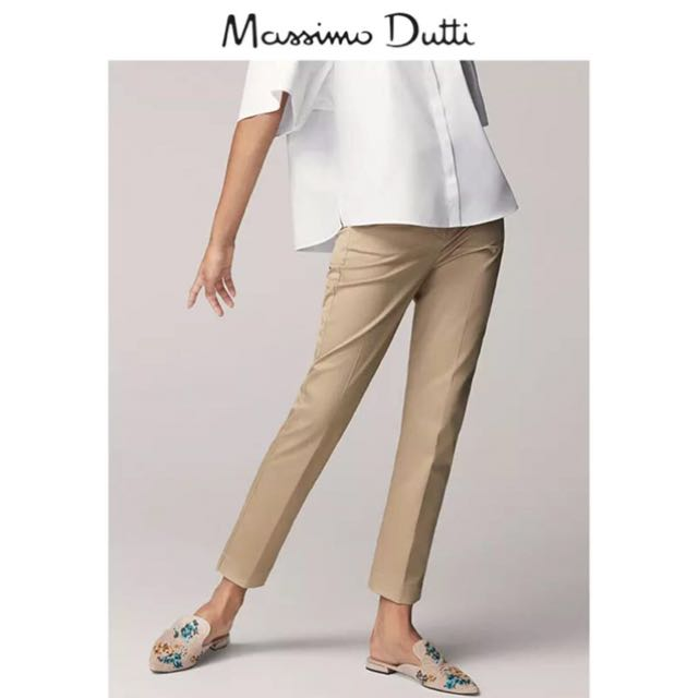 8e5bfe9150 Massimo Dutti Pants, Women's Fashion, Clothes, Pants, Jeans & Shorts ...