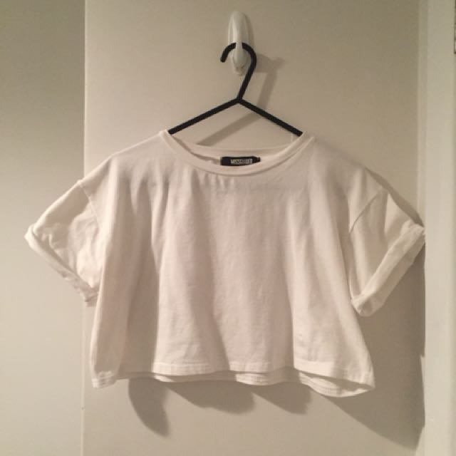 Missguided crop tops
