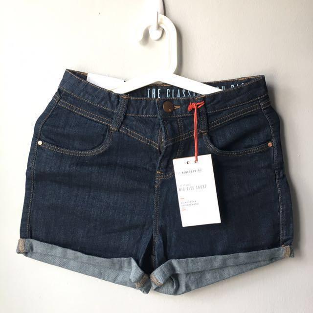 NEW CottonOn Women Short Jeans