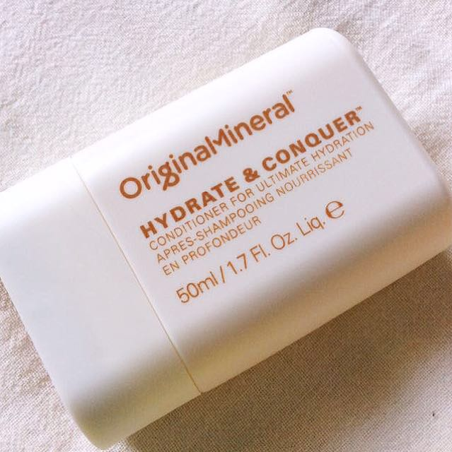 [NEW] Original & Mineral OM - Hydrate & Conquer Conditioner.