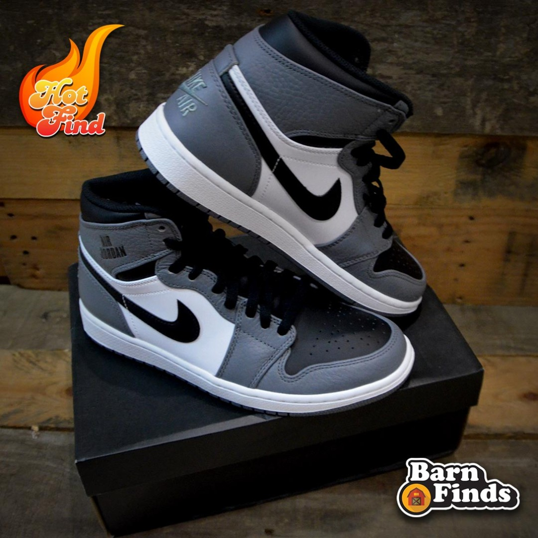 4b33646b56ba Nike Air Jordan 1 Retro High Basketball Shoes