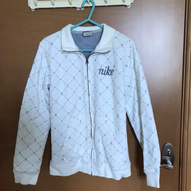 Nike collar jacket