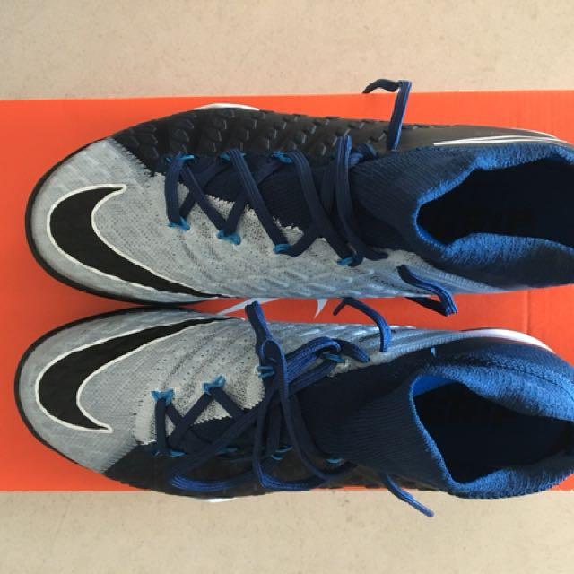 wholesale dealer 23376 12164 Nike Hypervenom Proximo II turf soccer boots US size 8/ UK7