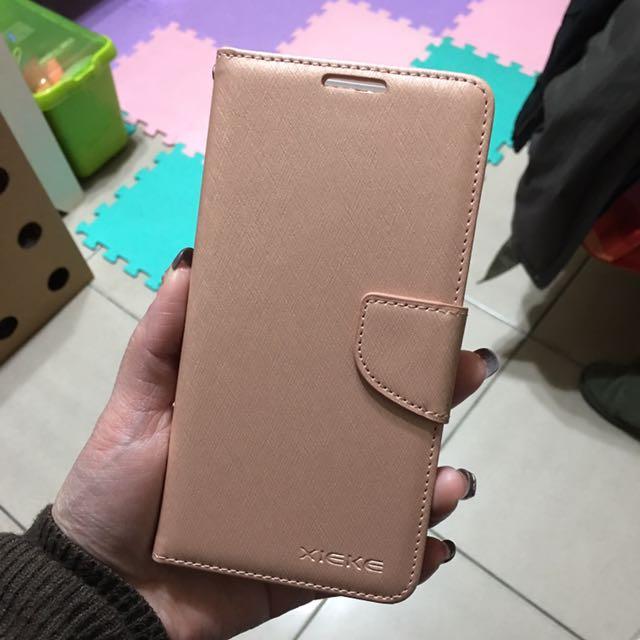 (全新)三星Note5 翻蓋式手機殼