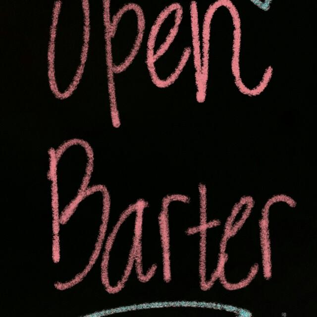 Open barterrrr💗💗