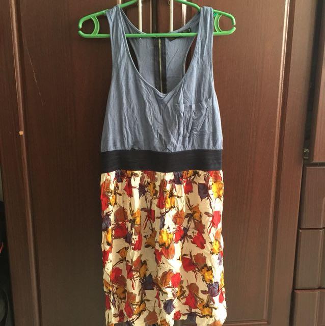 Papaya boxer Dress