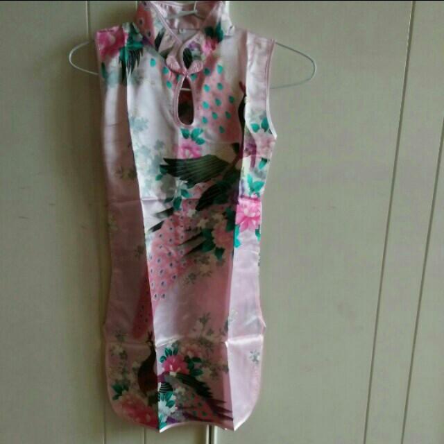 Phoenix Oriental Dress