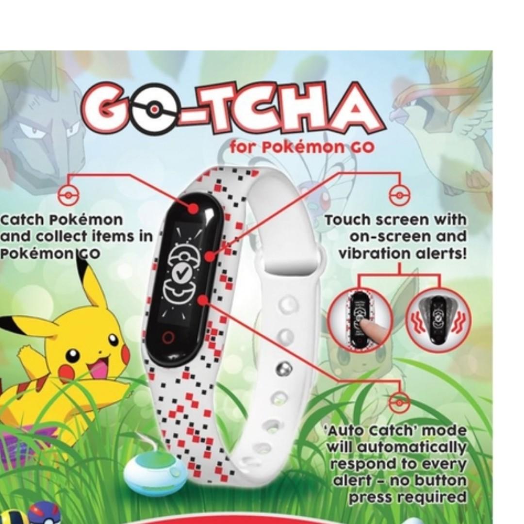 Pokemon GO Go-Tcha ( PokemonGo Plus : Europe style )