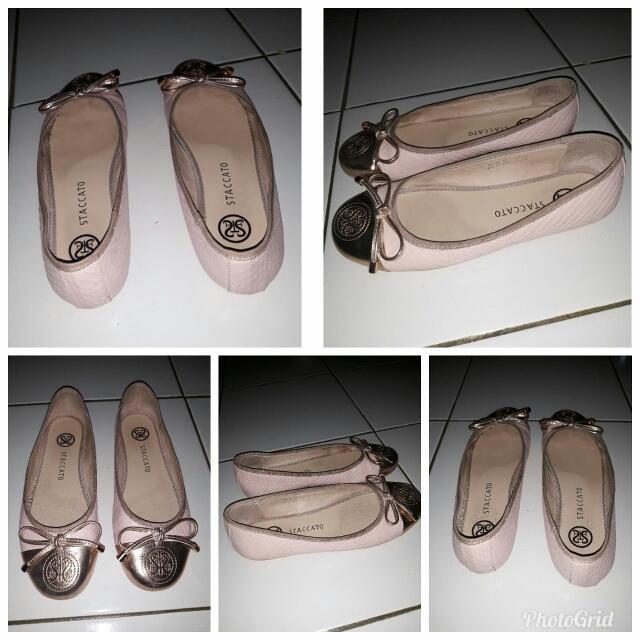 Preloved - Pink Flat Shoe
