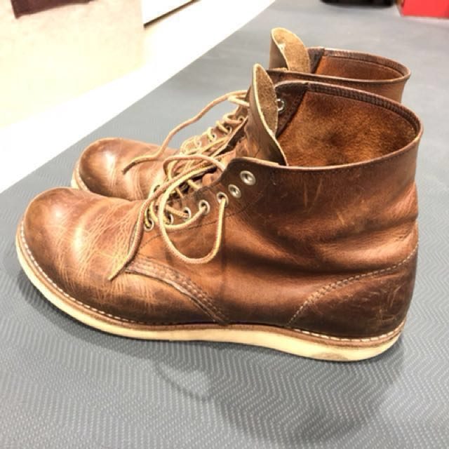 Red wing 9111 無鋼印 10D 二手美品(代售)