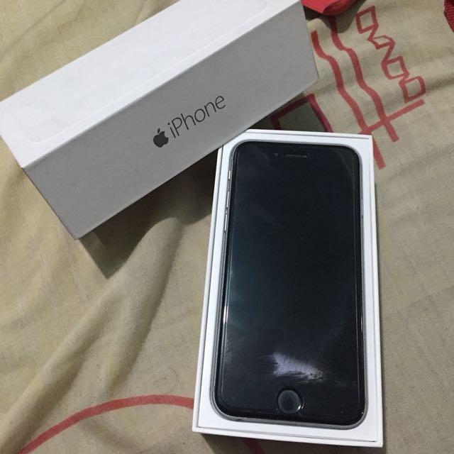 Repriced- iPhone 6 (64gb Globe locked)