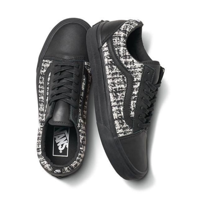 c271cb9766ef Retail  Vans x Karl Lagerfeld Old Skool