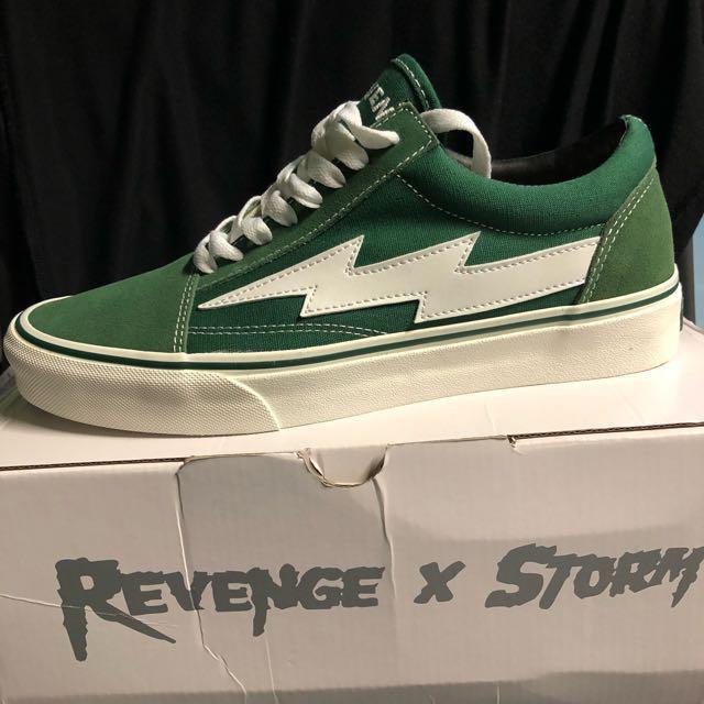 Revenge x Storm Green (Rep), Men's