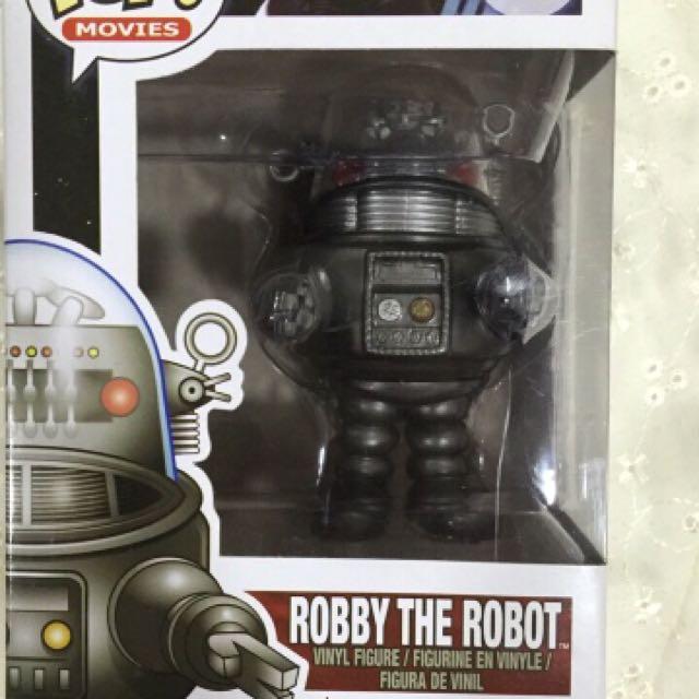 Robby The Robot funko pop