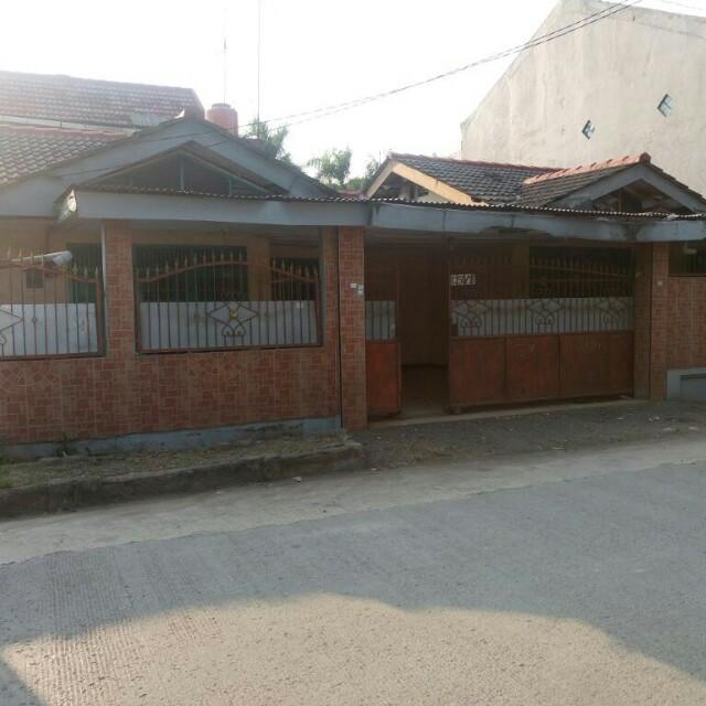 Rumah Tanah Luas di Narogong Rawalumbu Bekasi