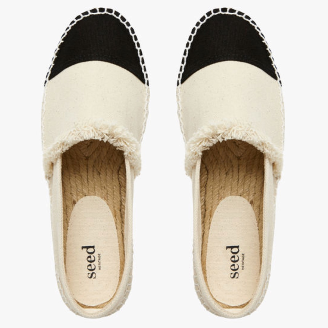 Seed Heritage 'Bell' Espadrille size 39 BRAND NEW!