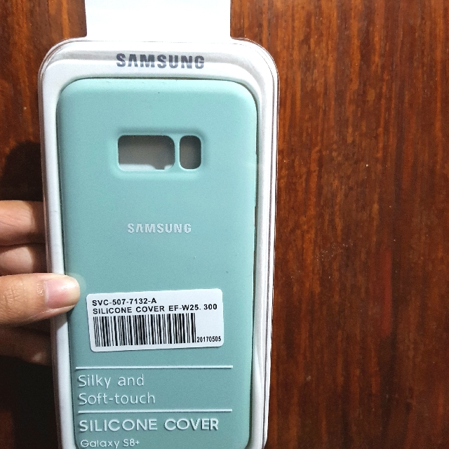 Silicone Case For Samsung S8+