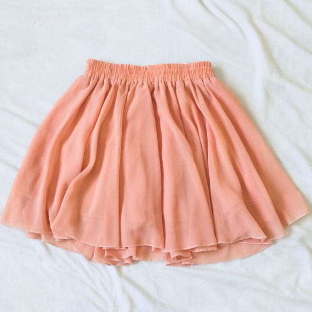 Skirt with inner short