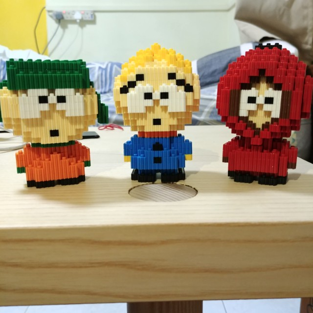 South Park Bloc (Kyle), Toys & Games, Toys on Carousell