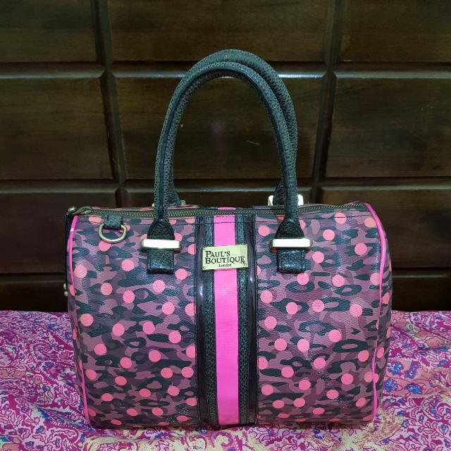 St. Paul's Boutique Bag
