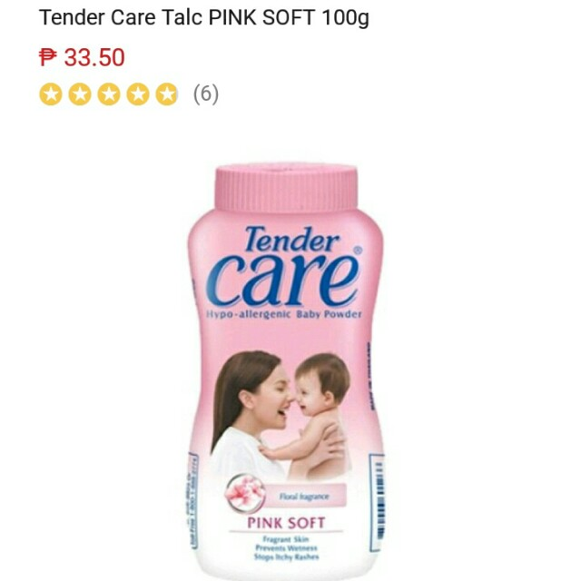 Tender  Care Powder
