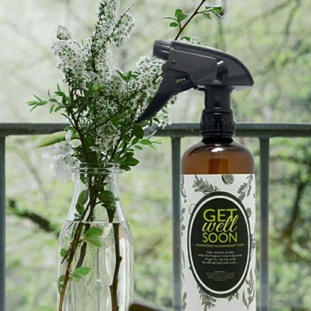 Theodore's Get Well Soon Aromatherapy Spray